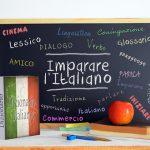 La storia della lingua italiana